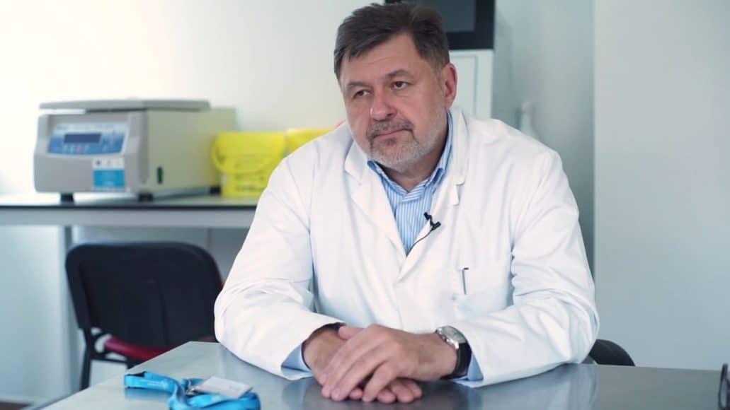 """Alexandru Rafila: """"Acesta este vaccinul pe care l-aș alege, dacă aș putea!"""""""
