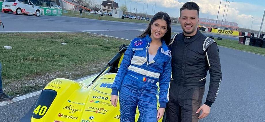 Octavian Ciovică o va avea copilot pe Elena Chiriac la CN de Viteză în Coastă de la Cheile Grădiștei